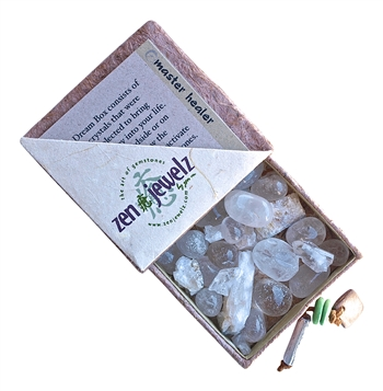 Healing Crystals DreamBox MASTER HEALER - zen jewelz