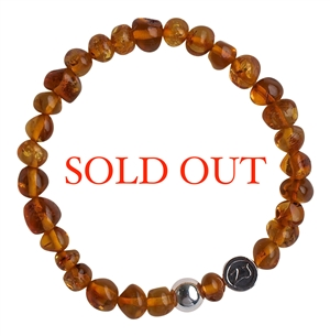 Amber Bracelet REJUVENATION - zen jewelz