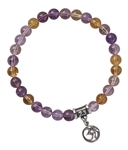 Ametrine Bracelet YOUR GUIDE - zen jewelz