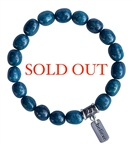 Apatite Bracelet BE INSPIRED - zen jewelz