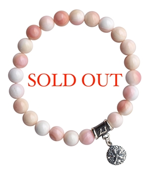 Conch Bracelet LOVE UNCONDITIONALLY - zen jewelz