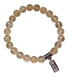 THRIVE - Citrine Healing Crystal Bracelet - zen jewelz