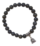 Black Jade Bracelet MANIFESTATION - zen jewelz