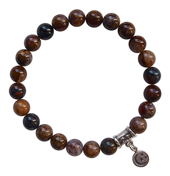 Pietersite Bracelet REACH FOR THE STARS - zen jewelz