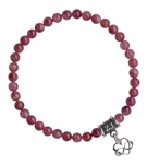 OPEN MY HEART - Tourmaline Healing Crystal Bracelet - zen jewelz