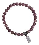 SELF LOVE - Tourmaline Healing Crystal Bracelet - zen jewelz