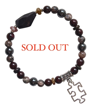 AUTISM SUPPORT Bracelet - zen jewelz by: ZenJen