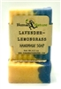 Lavender-Lemongrass Soap