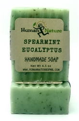 Spearmint-Eucalyptus  Soap