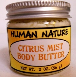 Citrus Mist Body Butter