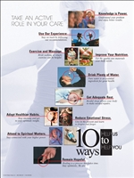10 Ways to Help Us Help You Chiropractic Poster