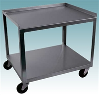 2 Shelf Utility Cart