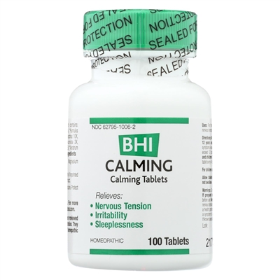 BHI Calming Tablets