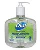 Dial Professional Antibacterial Hand Sanitizer - 16 oz - Pump