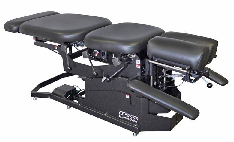 Ergostyle Es2000 Gen Ii Ergostyle Chiropractic Table
