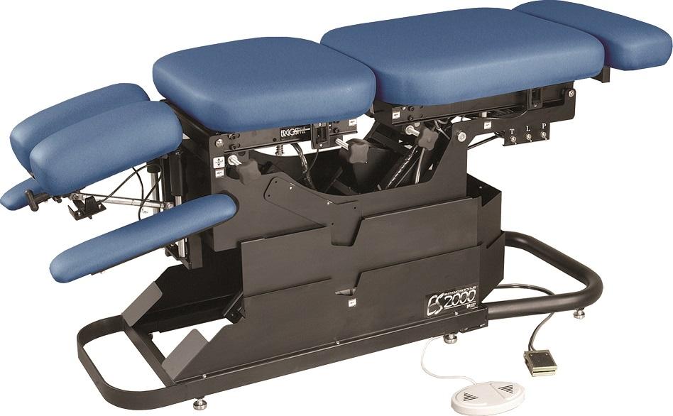 ErgoStyle ES2000 Elevation Table, Ergostyle Chiropractic ...