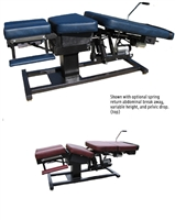 Manual Flexion Chiropractic Table, Manual Flexion Tables