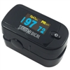 Santa Medical Fingertip Pulse Oximeter Silver