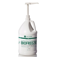 Biofreeze Gallon With Pump
