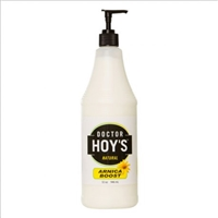 DOCTOR HOY'S Natural Arnica Boost 32oz with Pump