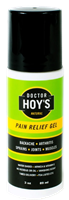 DOCTOR HOY'S Natural Pain Relief Gel 4oz Tube
