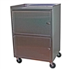 Dual Cabinet Cart