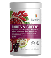 Dynamic Fruits and Greens