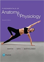 Fundamentals of Anatomy & Physiology 11th Edition