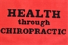Health Through Chiropractic Doormat
