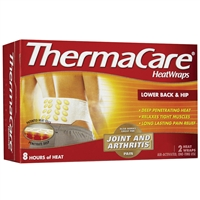 Thermacare Heat Wraps Lower Back & Hip