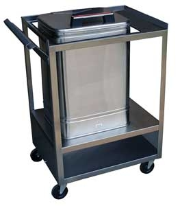 Hot Pack Utility Cart Large