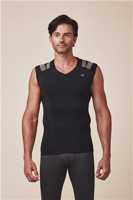 Intelliskin Foundation V-Neck Tank