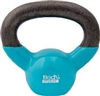BodySport 5 Lb Kettlebell, Latex-Free, Light Blue