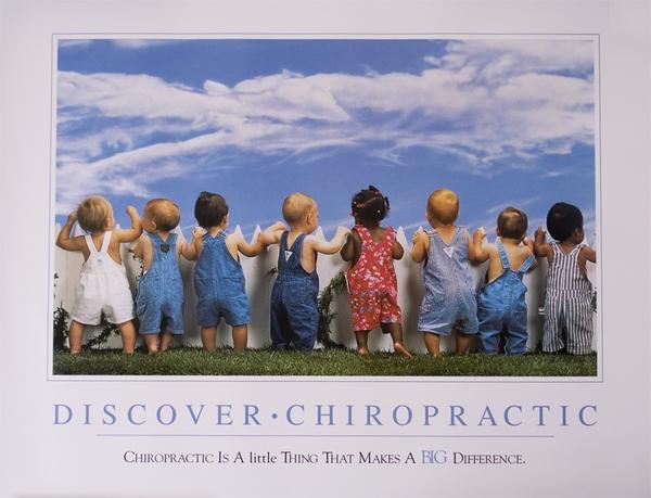 Chiropractic Kids Poster, Chiropractic Wall Art, Chiropractic Pictures