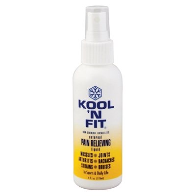 Kool N Fit Foot Spray