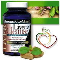 LIVER CLEANSE/DETOX  P-670 ADVANCED