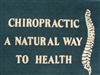 Chiropractic A Natural Way To Health Doormat