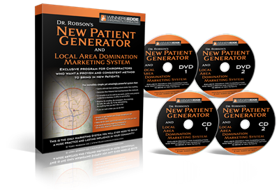 New Patient Generator and Local Area Marketing Domination System