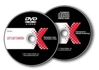Patient Media 4in1 Educational DVDs