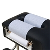 Premium Headrest Paper Roll Smooth 8.5x225 White