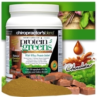 PROTEIN GREENS ADVANCED Natural Vanilla