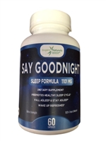 Say Goodnight Sleep Formula