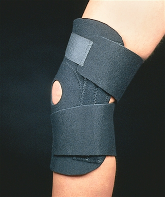 Wraparound Neoprene Knee Support