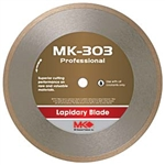 153745 The MK-303 6X014X5/8 Professional grade diamond blade