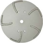 "MK-1010H 10"" Premium Hard Bond Grinding Head"
