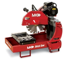 "$1995.00 MK 161195 FREE Shipping, MK-2001SV 14"" Brick saw"