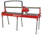 $3850 & Free shipping 169284 MK-212-72 Tile & Stone Saw MK Diamond 220V/50Hz