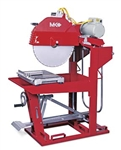"169328 MK-5010S Block Saw - 60HZ 230V Single-Phase with 24"" Blade"