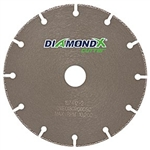 DiamondX Cutters Metal blades 170750-DX