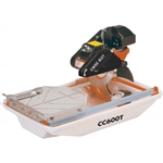 "CC600T 7"" Tile Saw 1 HP 120V 65019 5800558PKG"